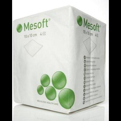 MESOFT TAITOS 10X10CM KUITUKANGAS 4KRS MLN157300, TEHDASPUHDAS X100 KPL (1 PKT)