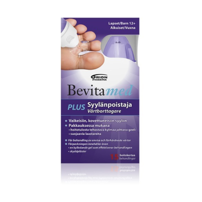 Bevitamed Plus Syylänpoistaja 50 ml