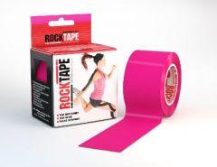 Rocktape Kinesioteippi Pink 5cmx5m 1 rll