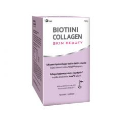 Biotin Collagen Skin Beauty  120 TABL