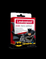 LEUKOPLAST KIDS HERO EDITION BATMAN 38x63MM 4 19X56MM 8  1 kpl