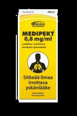MEDIPEKT 0,8 mg/ml oraaliliuos 200 ml